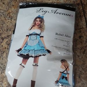 Rebel Alice costume